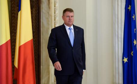 Reactia lui Klaus Iohannis dupa retinerea lui Sorin Oprescu. PNL ii cere demisia primarului