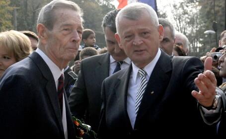 Regele Mihai, Sorin Oprescu - Agerpres
