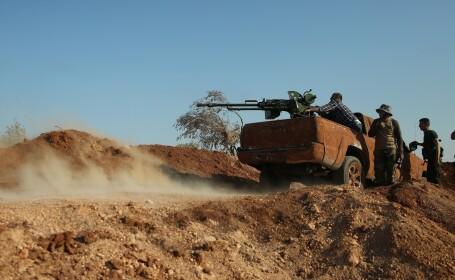 Rusia recunoaste ca livreaza arme Siriei, \