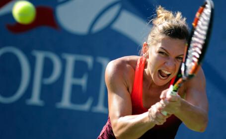 Simona Halep s-a calificat in sferturi la US Open. Primele reactii: \