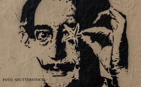 Salvador Dali, grafitti