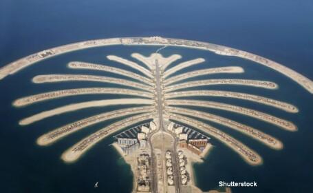 Insula Palmier din Dubai