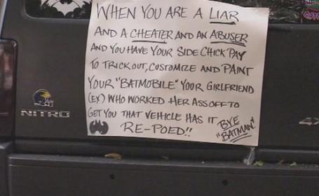 Razbunarea unei tinere din SUA dupa ce a aflat ca iubitul o insala: \