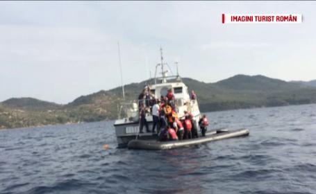 barca imigranti - stiri