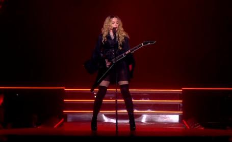 turneu Madonna - stiri