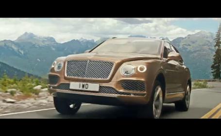 Salonul auto de la Frankfurt se deschide in 4 zile cu 210 premiere. Bentley prezinta cel mai scump si luxos SUV de pe piata