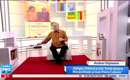 Omul care aduce cartea: Andrei Oisteanu, Religie, politica si mit