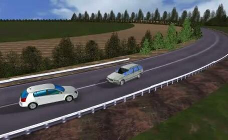 Accident animatie grafica