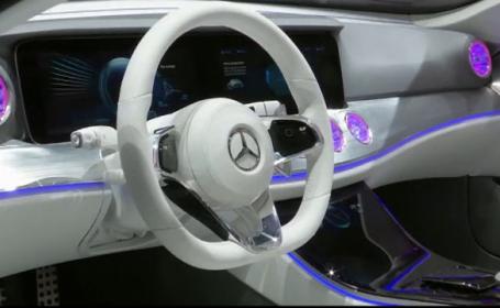 Inventiile care au impresionat la Salonul Auto de la Frankfurt. Cum arata masina care isi schimba forma in functie de viteza