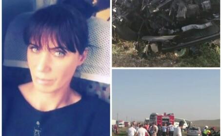 accident Constanta - colaj