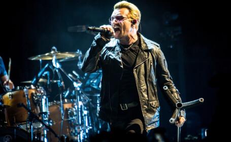 Concertul U2 de la Stockholm, anulat dupa ce un barbat a intrat inarmat pe stadion. Cum a reusit sa insele securitatea