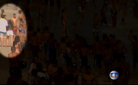 Epidemie de furturi in Rio. Mai multi tineri au fost filmati in timp ce atacau si jefuiau turistii pe plaje
