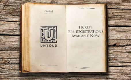 Incep pre-inregistrarile pentru bilete la UNTOLD 2016