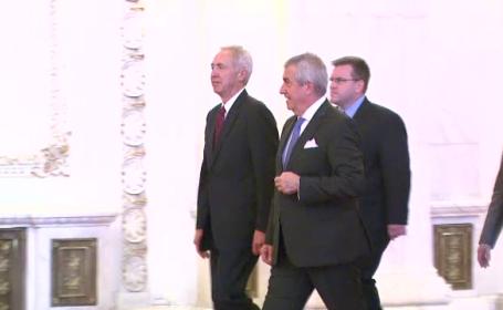 Noul ambasador al SUA in Romania s-a intalnit cu presedintii Parlamentului. Problema imigrantilor, pe agenda de discutii