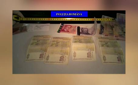 Doi bulgari, arestati preventiv dupa ce au fost prins in flagrant cand incercau sa scoata bani de pe carduri clonate