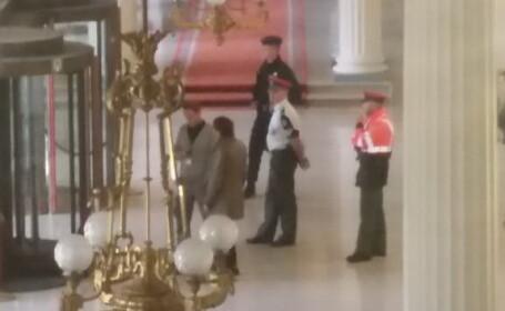 bomba parlament