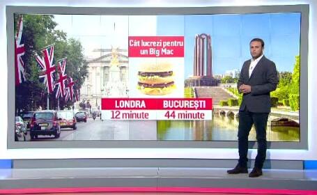 Big Mac, Bucuresti, studiu