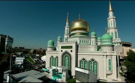 moschee Moscova