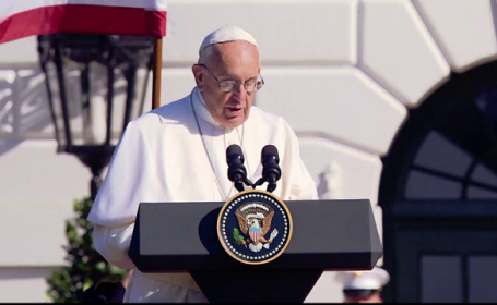 Papa Francisc la Casa Alba - stiri