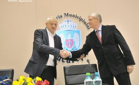 Fostul consilier al lui Sorin Oprescu si fostul trezorier al PNL, Vlad Moisescu, plasati sub control judiciar