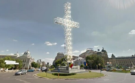 cruce, Piata Universitatii