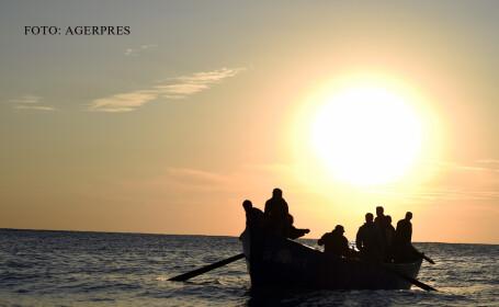 pescari pe Marea Neagra