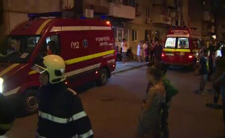 Alarma in cartierul Ferentari din Bucuresti. Patru persoane, printre care si un copil, au cazut intr-un canal: \