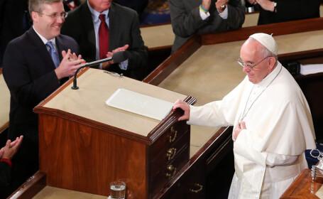 papa in Congresul American
