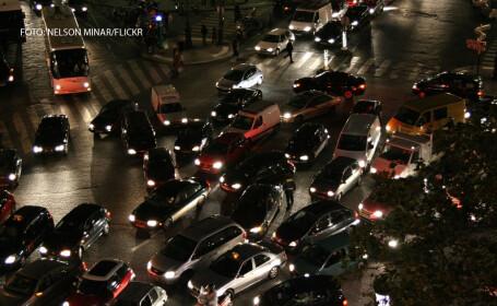 Zi fara masini, intr-unul din cel mai mari orase ale Europei. De e ce nemultumit primarul de masura