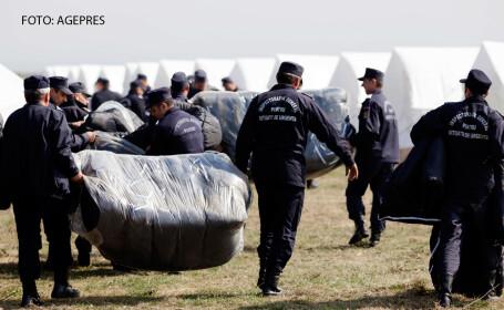 pregatiri tabara refugiati Moravita
