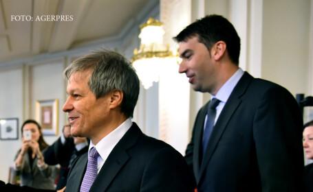 Dacian Ciolos a anuntat numele noului ministru de Interne. Cine este si ce avere are Dragos Tudorache