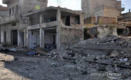 atac cu bomba Homs Bab Tartous