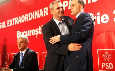 PSD se da bine pe langa Geoana, cu 3 luni inainte de alegeri. Dragnea: \