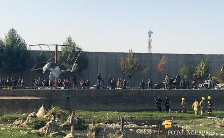 atentat cu bomba Kabul