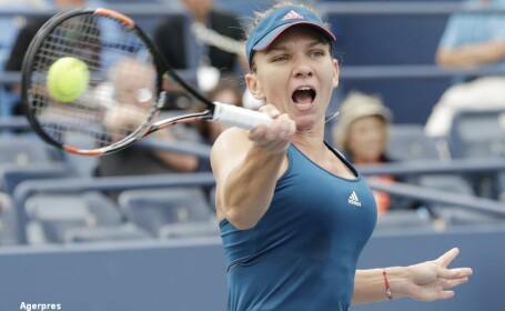Simona Halep s-a calificat in sferturile US Open, dupa o victorie in doua seturi. Urmatorul adversar: Serena Williams