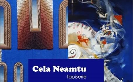 Expozitia artistilor Cela Neamtu si Lisandru Neamtu la Muzeul de Arta din Cluj-Napoca