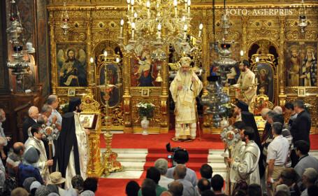 Patriarhul Bisericii Ortodoxe Romane, Daniel, a oficiat slujba Sfantei Liturghii la Catedrala Patriarhala. Credinciosii praznuiesc Nasterea Maicii Domnului sau Sfanta Maria Mica, asa cum este numita in popor prima mare sarbatoare din cursul anului biseric