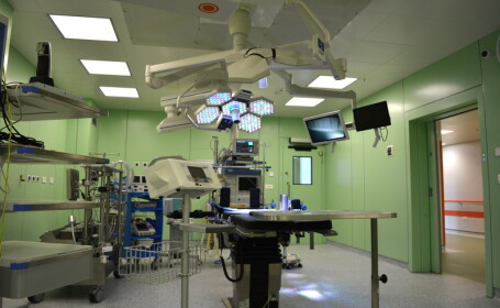 Clinica de Neurochirurgie si chirurgie cardiovasculara pediatrica de la Spitalul Clinic de Urgenta pentru Copii