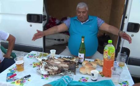 petrecerea tiganilor la Costesti