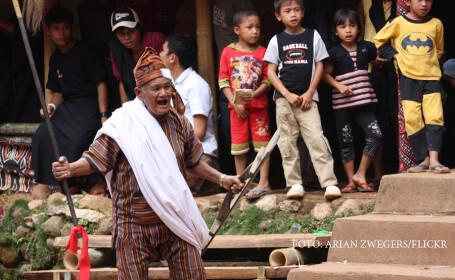 inmormantare Toraja