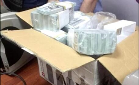 Captura uriasa in casa unui oficial anticoruptie din Rusia. Politistii au gasit intr-un raid 122 de milioane de dolari
