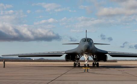 Avertismentul transmis Coreei de Nord cu privire la testele nucleare. Doua bombardiere americane, trimise in Coreea de Sud