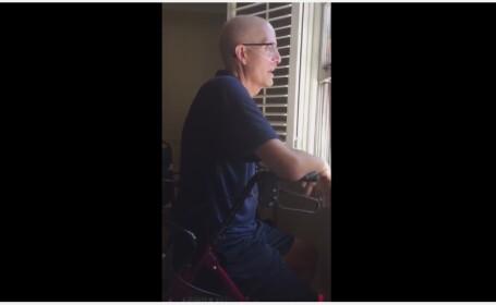 Profesorul bolnav de cancer a murit la cateva zile dupa ce elevii sai au facut un gest induiosator. Ultimele lui cuvinte