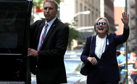 Ce s-ar intampla daca Hillary Clinton ar renunta la candidatura. \
