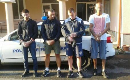 traficanti de oameni din Serbia