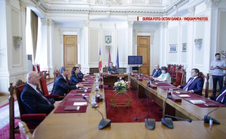 Judecatorii Curtii Constitutionale a Romaniei