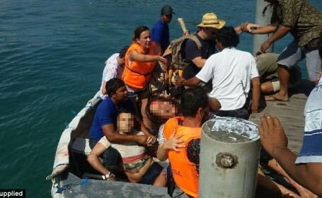 Explozie feribot Indonezia
