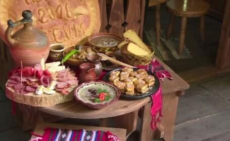 Festivalul Piftiilor de la Tismana, un deliciu culinar pentru pofticiosi. Cum se prepara cea mai buna piftie din Gorj
