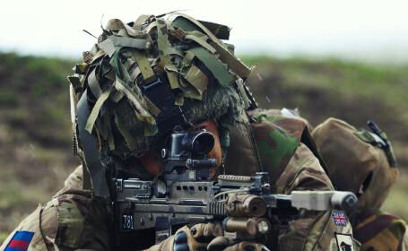 armata britanica - Shutterstock