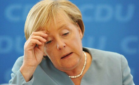 Angela Merkel: \
